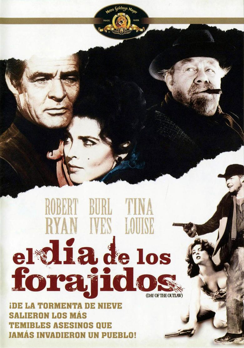 Day of the Outlaw movie poster