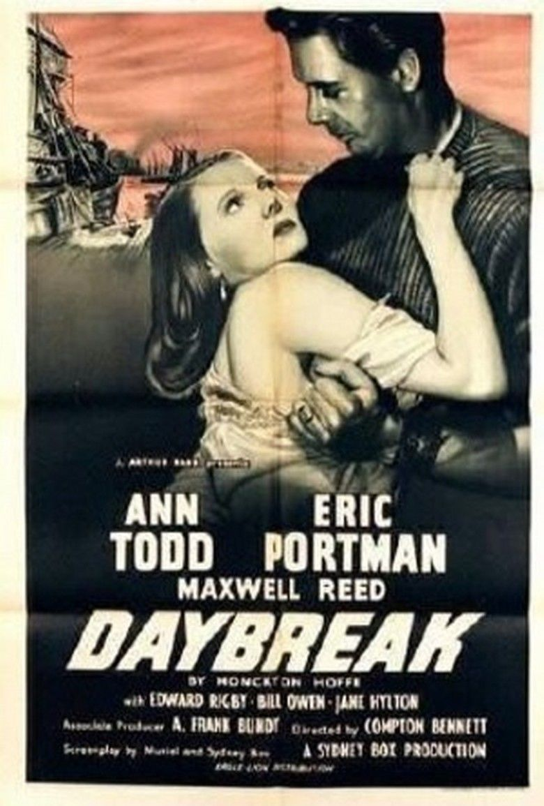 Daybreak (1948 film) movie poster