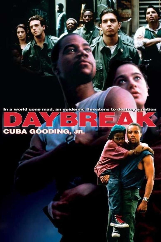 Daybreak (1993 film) movie poster