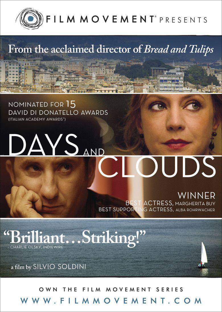 Days and Clouds movie poster