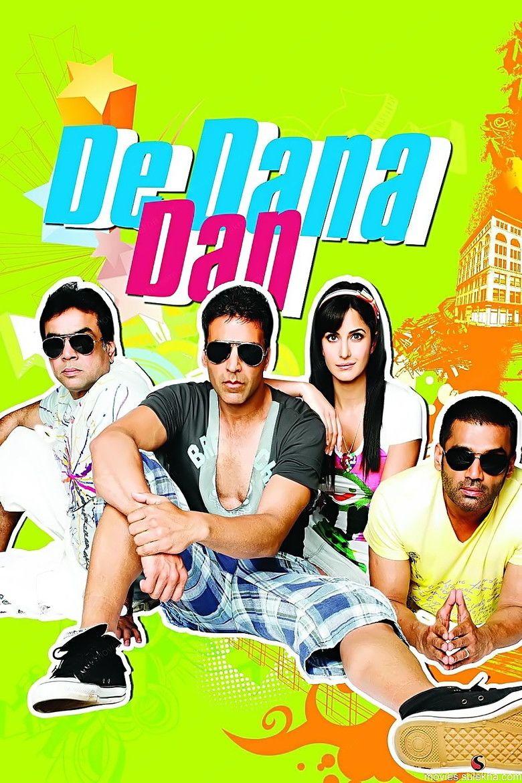 De Dana Dan movie poster