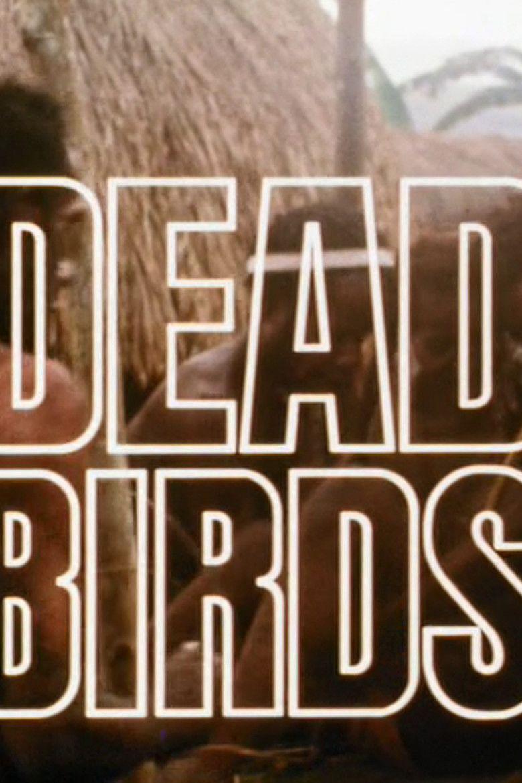 Dead Birds (1963 film) movie poster
