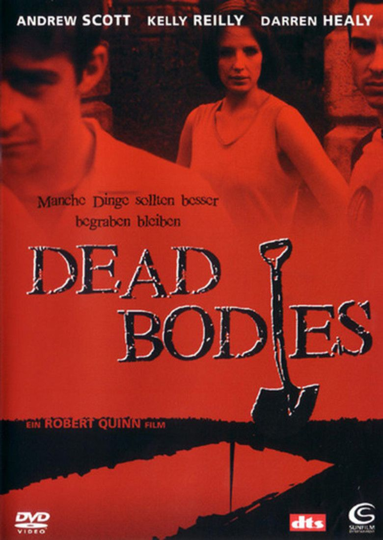 Dead Bodies movie poster
