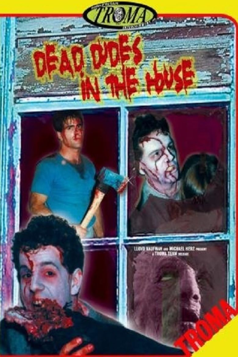 Dead Dudes in the House movie poster