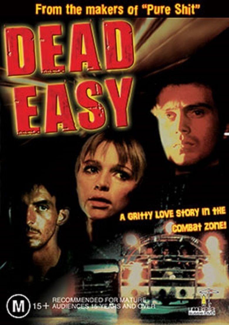 Dead Easy (1982 film) movie poster
