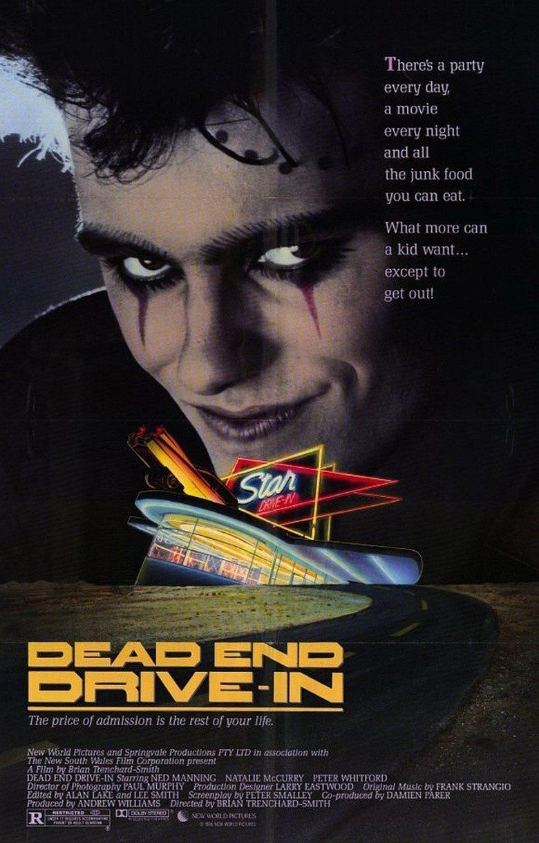 Dead End Drive In movie poster