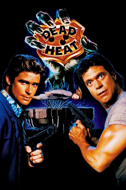 Dead Heat (1988 film) movie poster