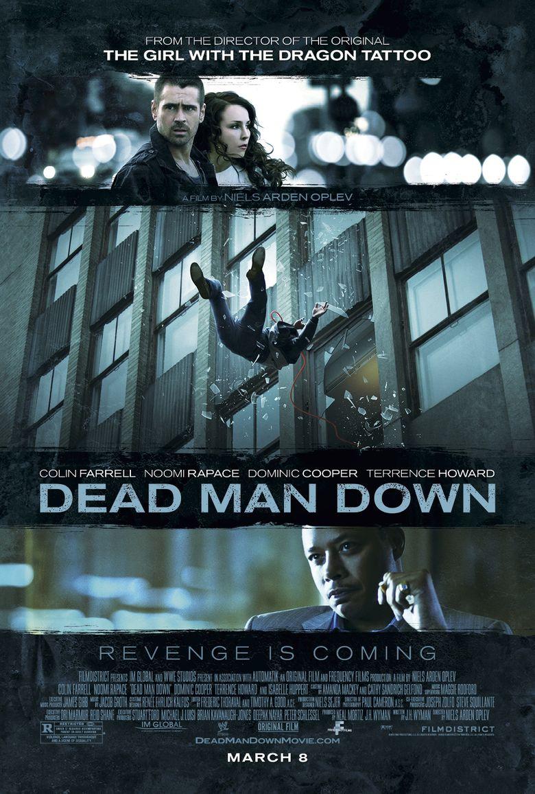 Dead Man Down movie poster
