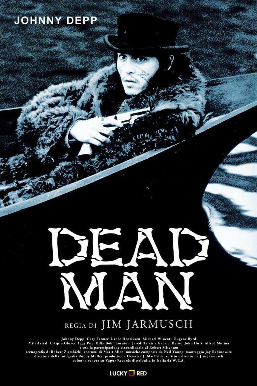 Dead Man movie poster