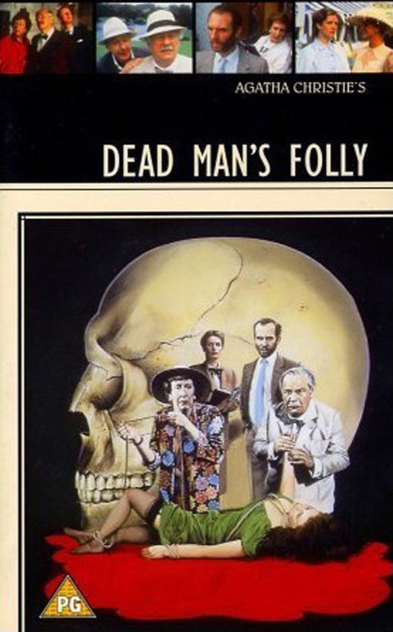 Dead Mans Folly (film) movie poster