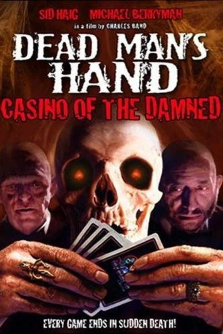 Dead Mans Hand (film) movie poster