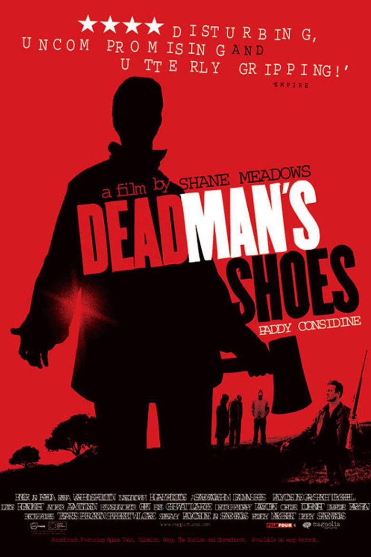 Dead Mans Shoes (2004 film) movie poster