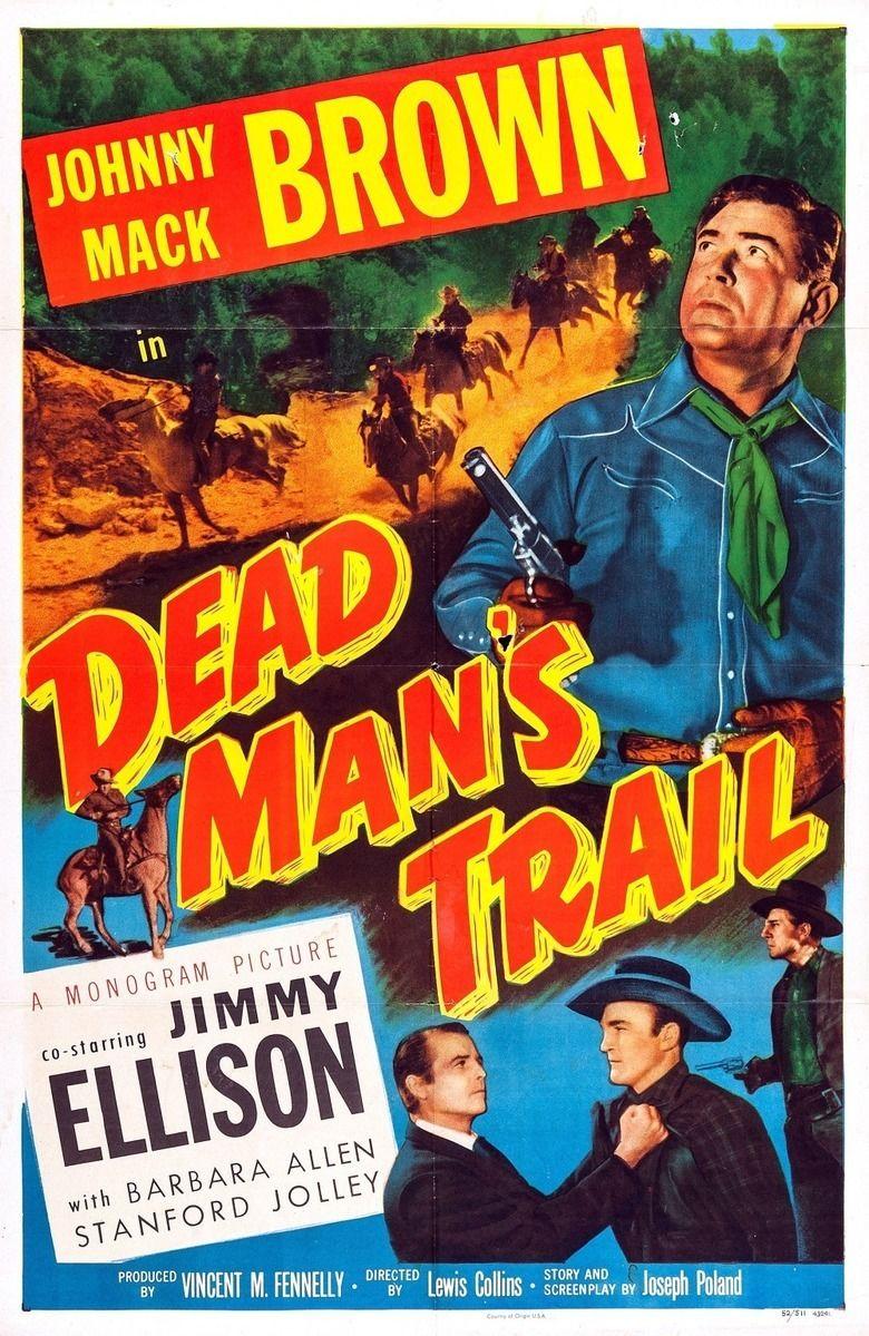 Dead Mans Trail movie poster