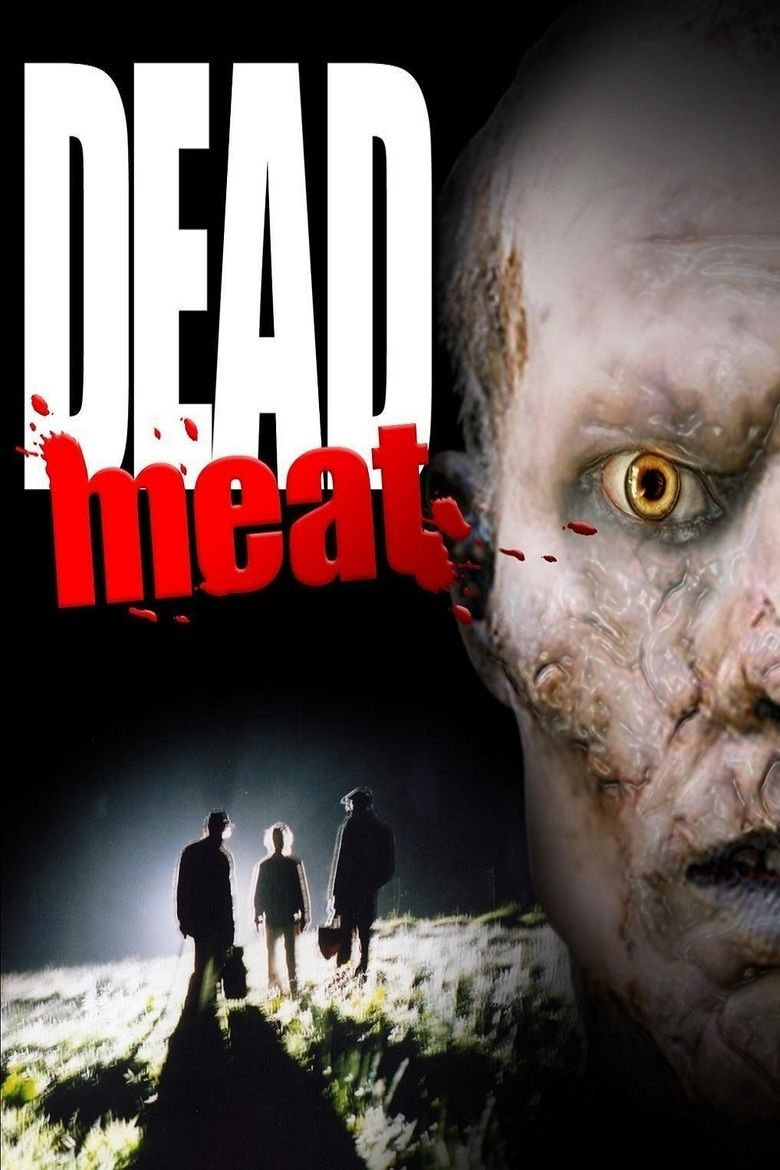 Dead Meat movie poster