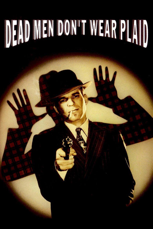 Dead Men Dont Wear Plaid movie poster