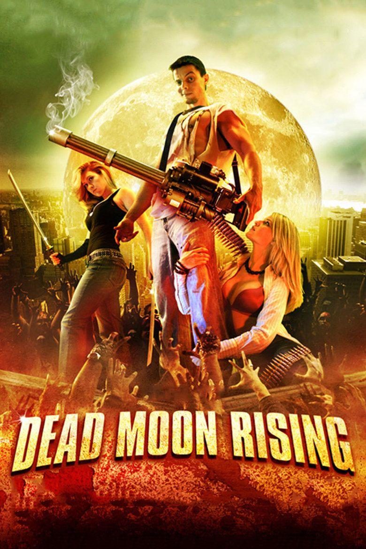 Dead Moon Rising movie poster