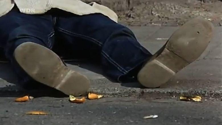 Dead Pigeon on Beethoven Street movie scenes