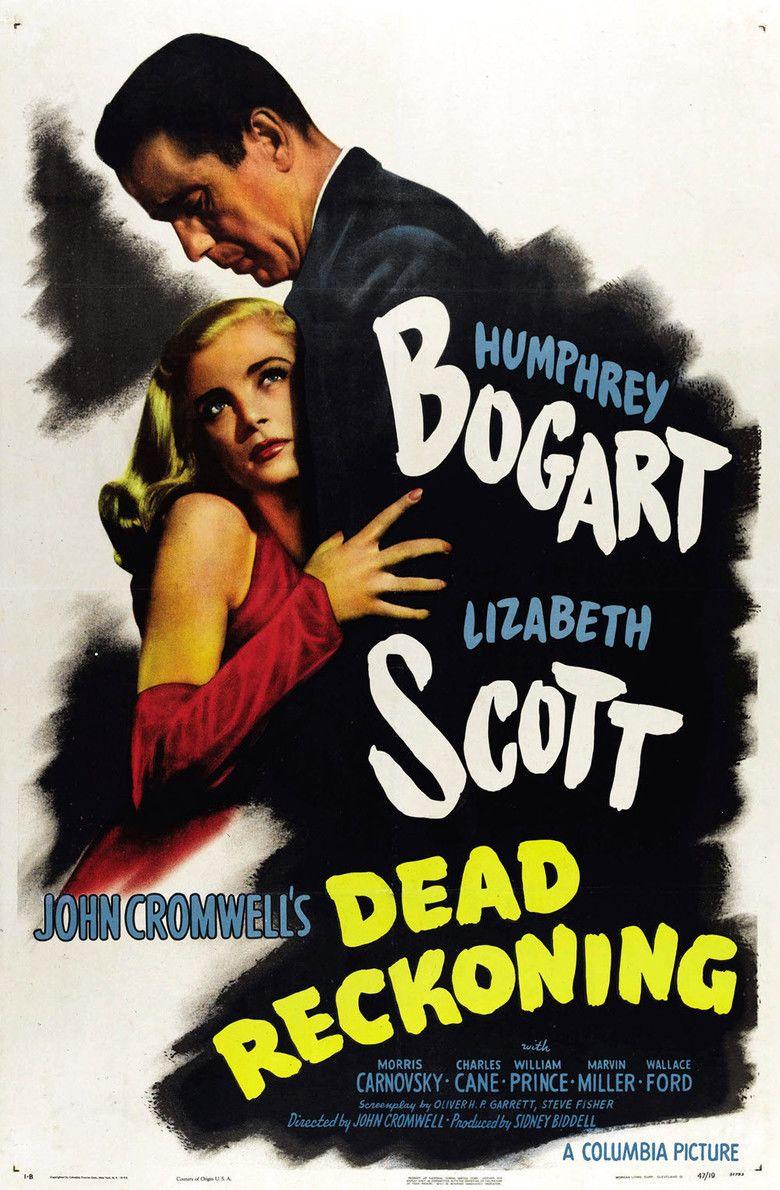Dead Reckoning (film) movie poster