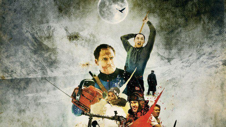 Dead Snow movie scenes