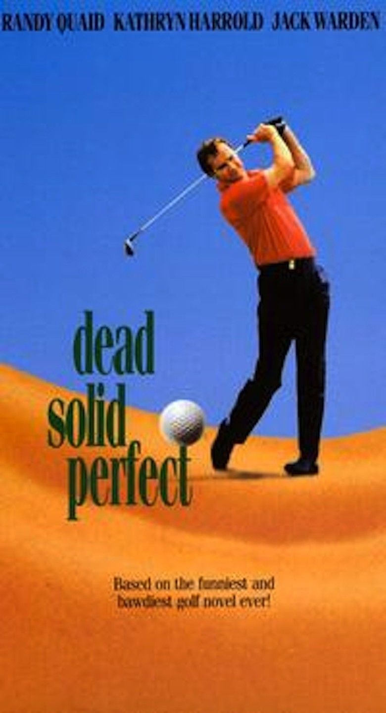 Dead Solid Perfect movie poster