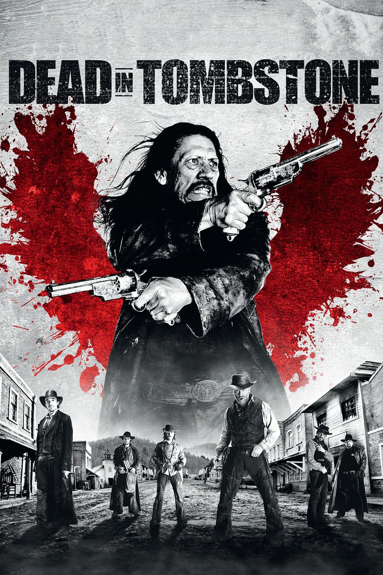 Dead in Tombstone movie poster