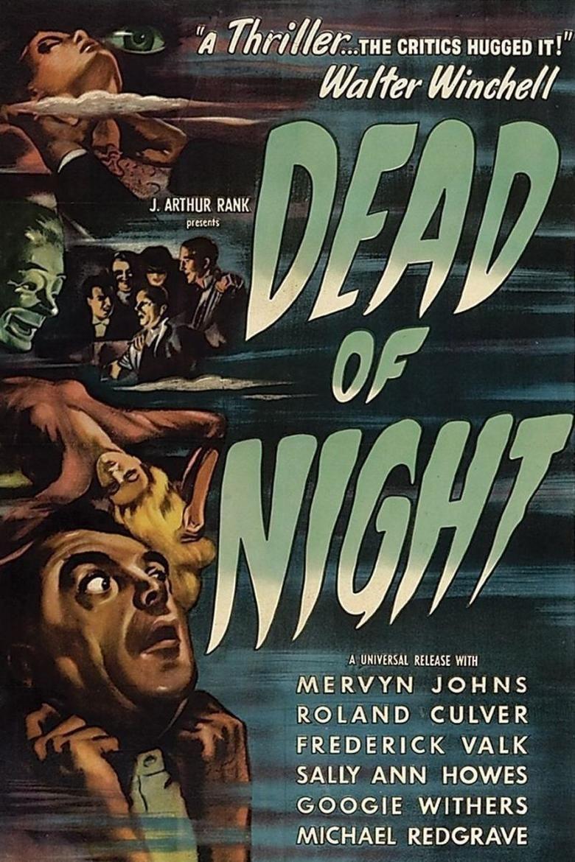 Dead of Night movie poster