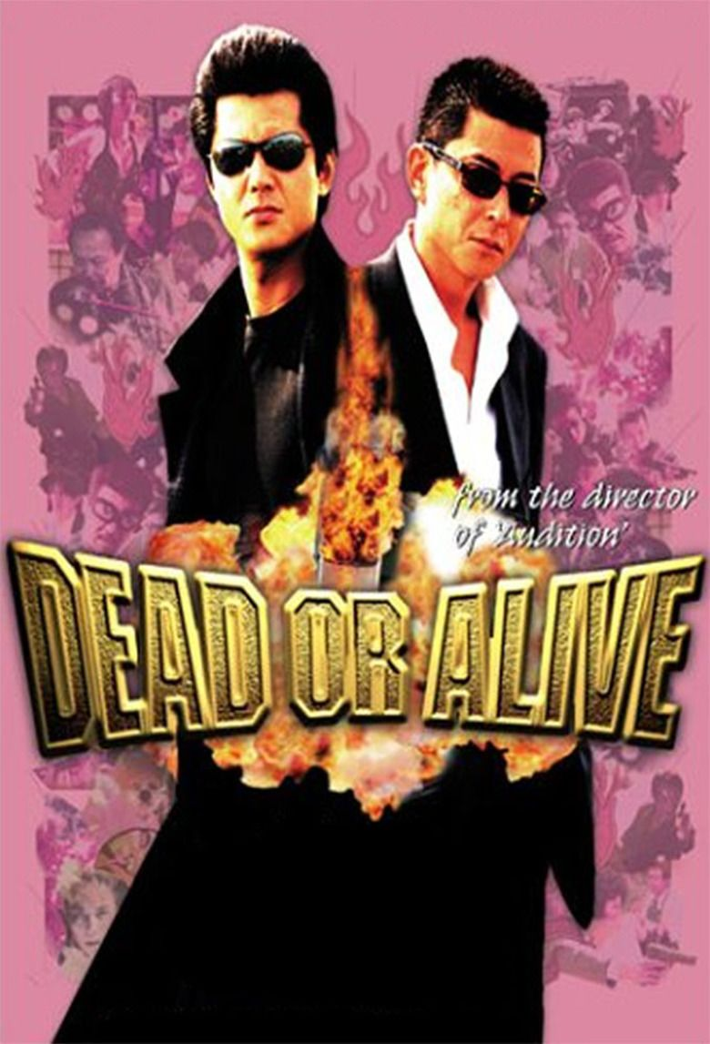 Dead or Alive (film) movie poster