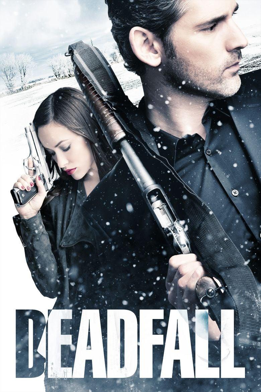 Deadfall (2012 film) movie poster