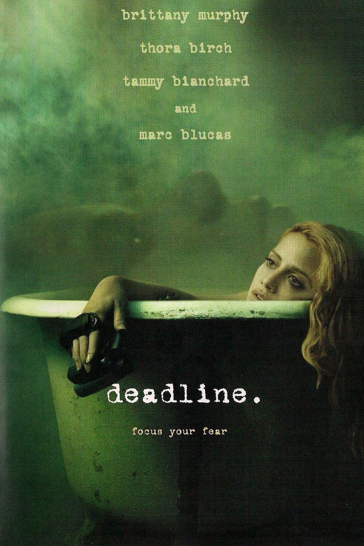 Deadline (2009 film) movie poster