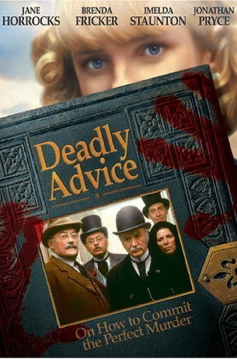 Deadly Advice movie poster