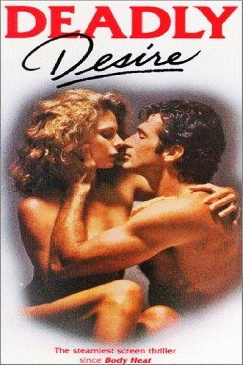 Deadly Desire movie poster