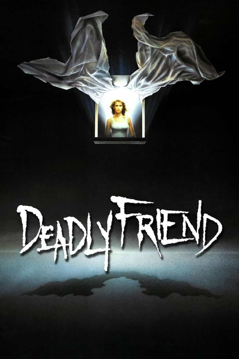Deadly Friend movie poster