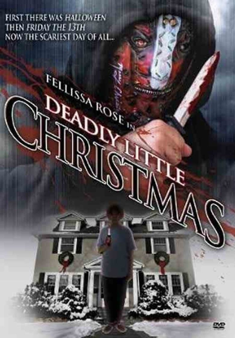 Deadly Little Christmas movie poster