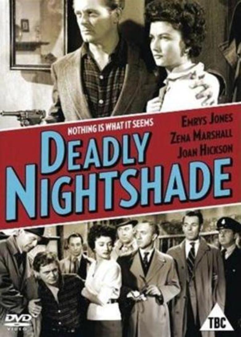 Deadly Nightshade (film) movie poster