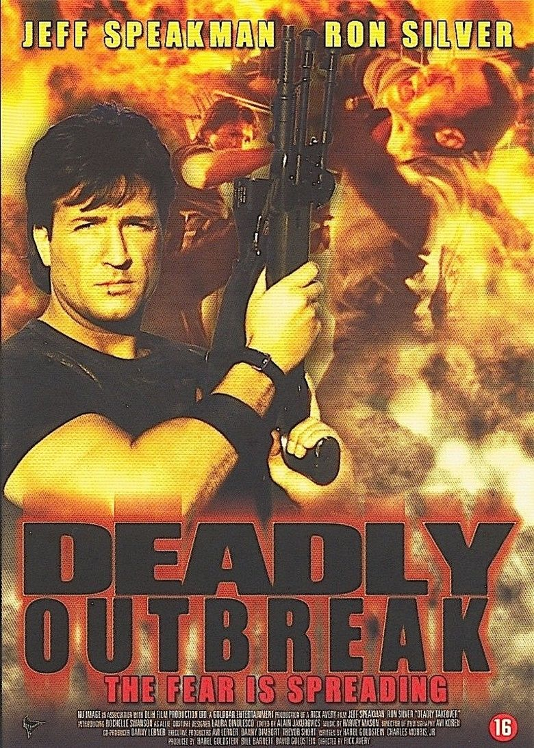 Deadly Outbreak movie poster