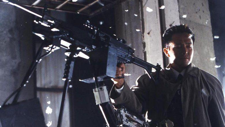 Deadly Outlaw: Rekka movie scenes