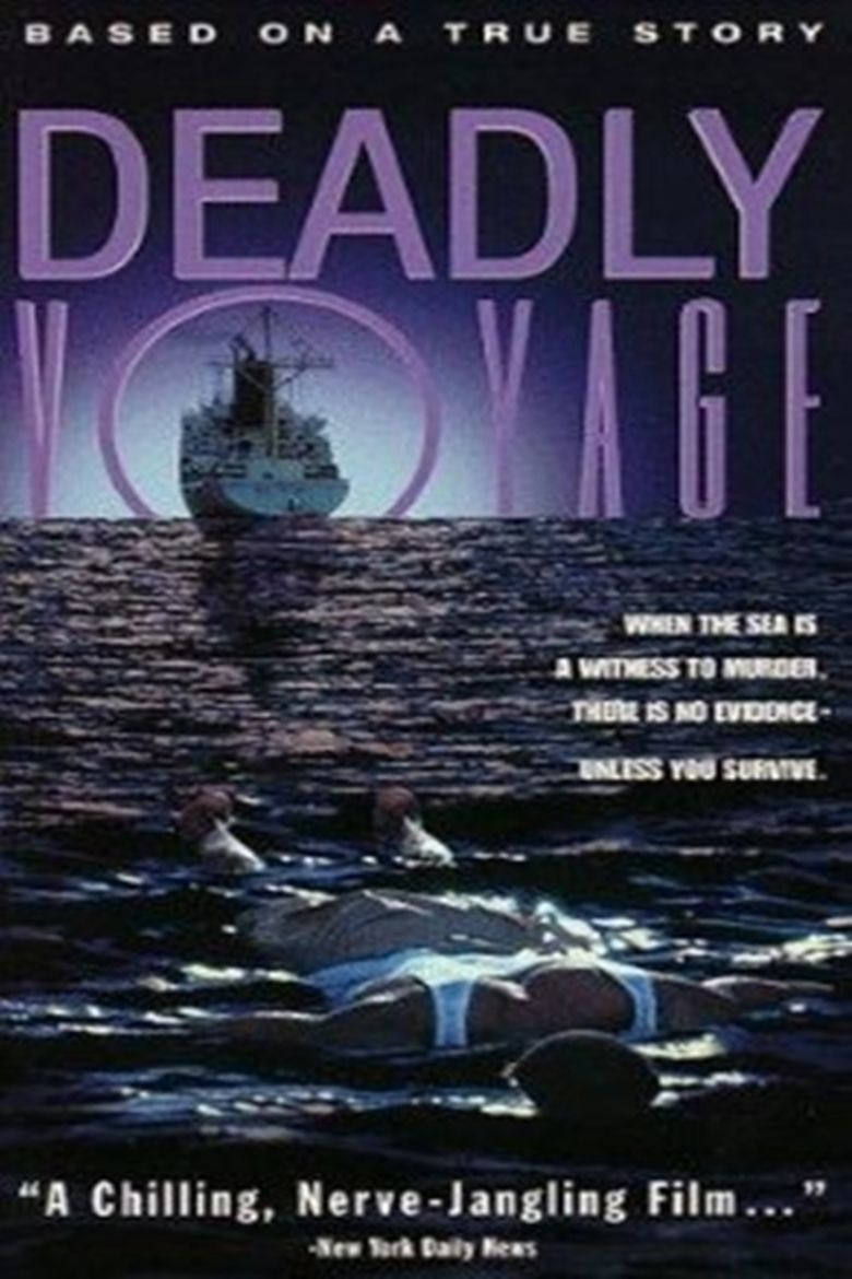 Deadly Voyage movie poster