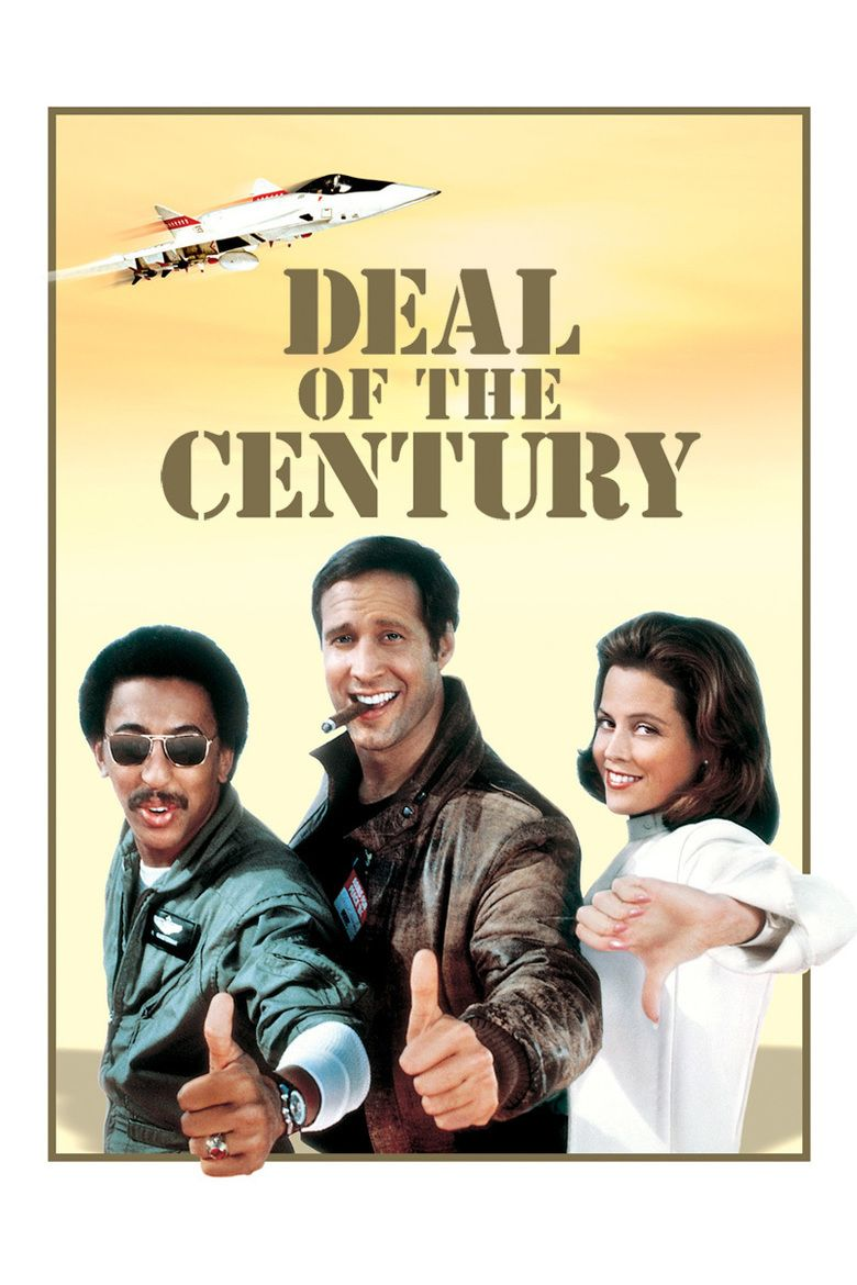 Deal of the Century movie poster