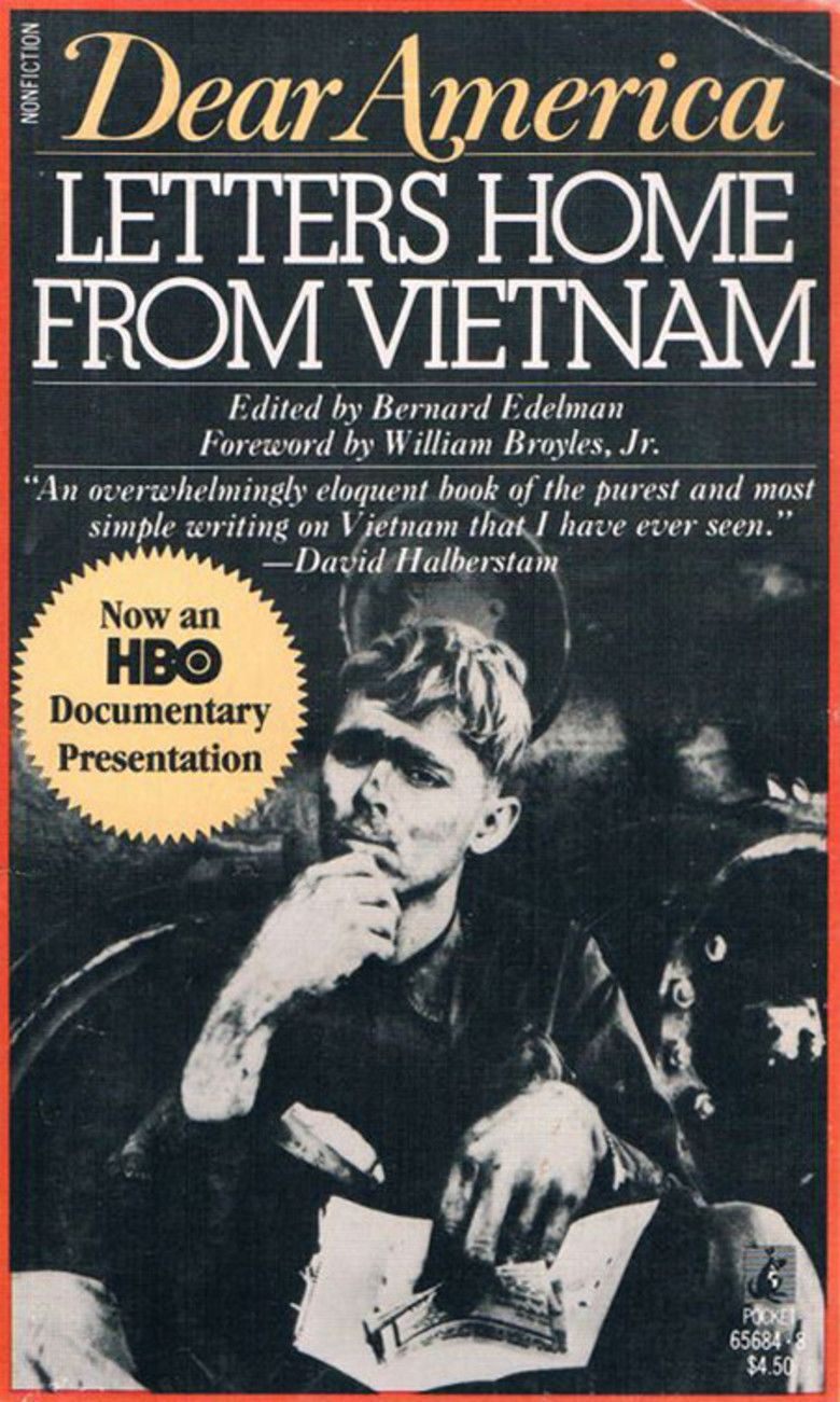 Dear America: Letters Home from Vietnam movie poster