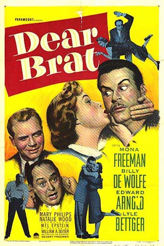 Dear Brat movie poster
