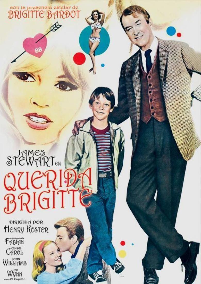Dear Brigitte movie poster