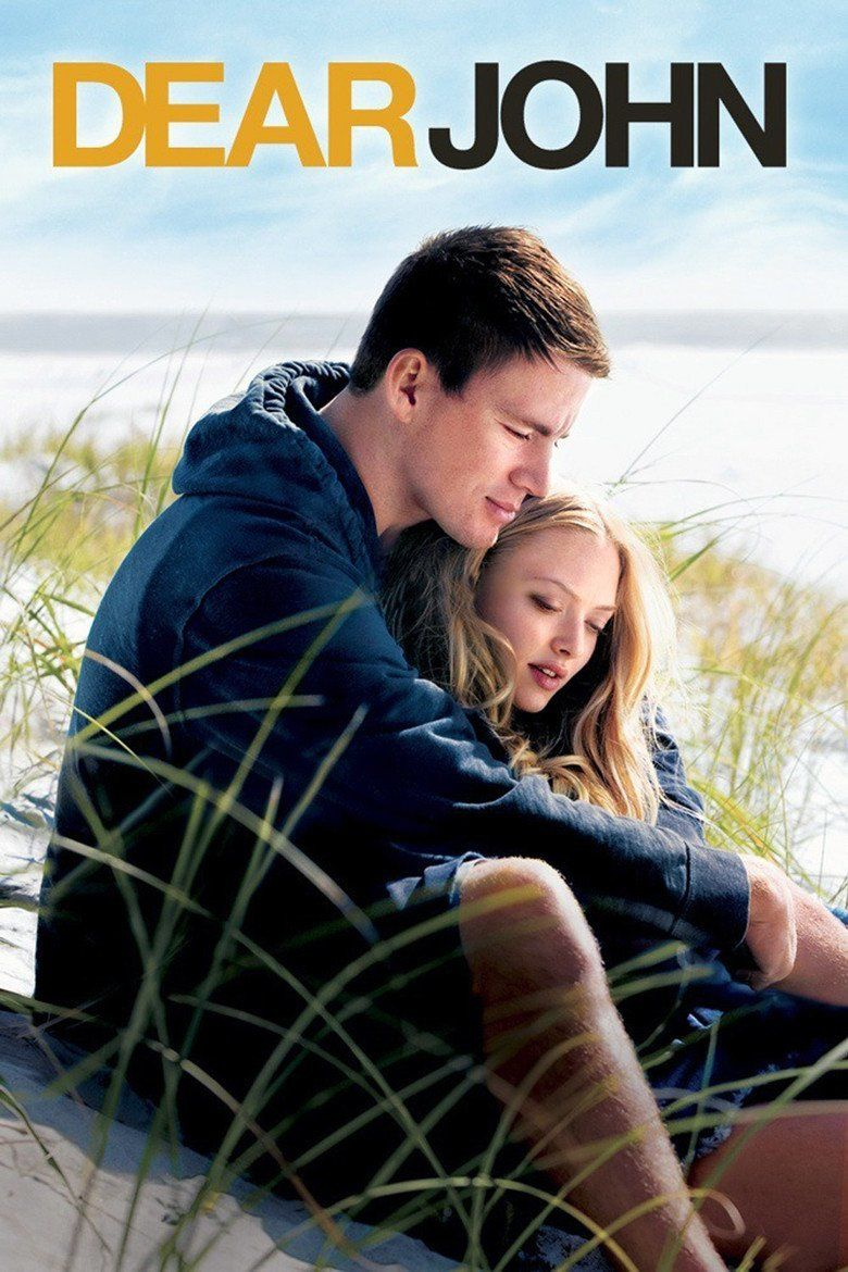 Dear John (2010 film) movie poster