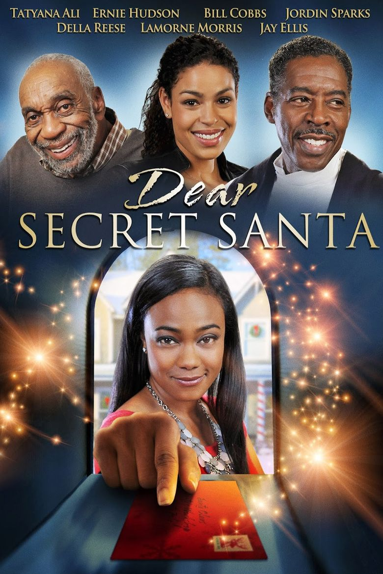 Dear Secret Santa movie poster