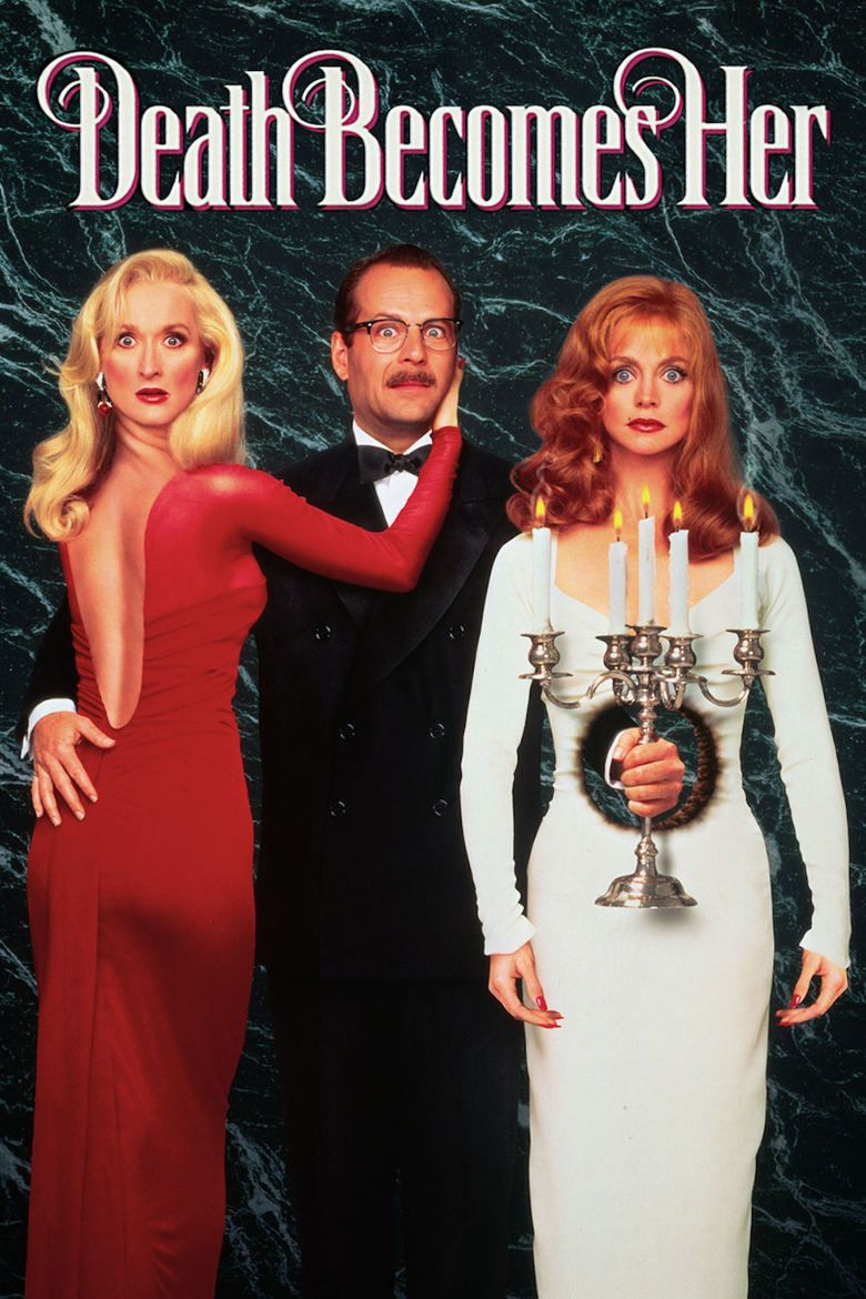 Death Becomes Her movie poster