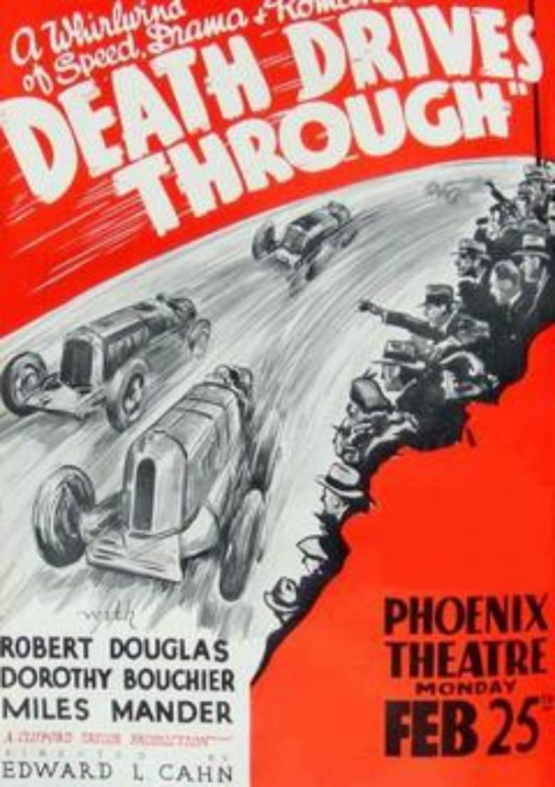 Death Drives Through movie poster