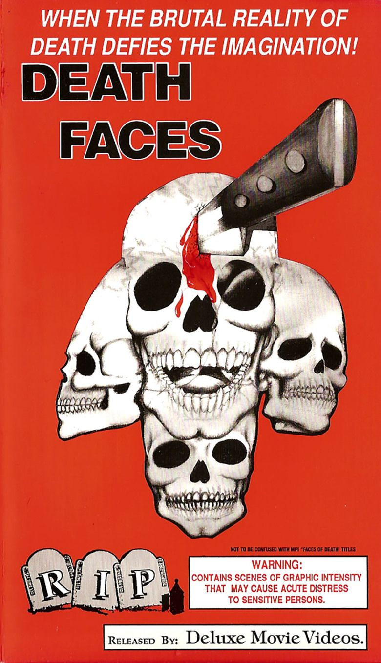 Death Faces movie poster
