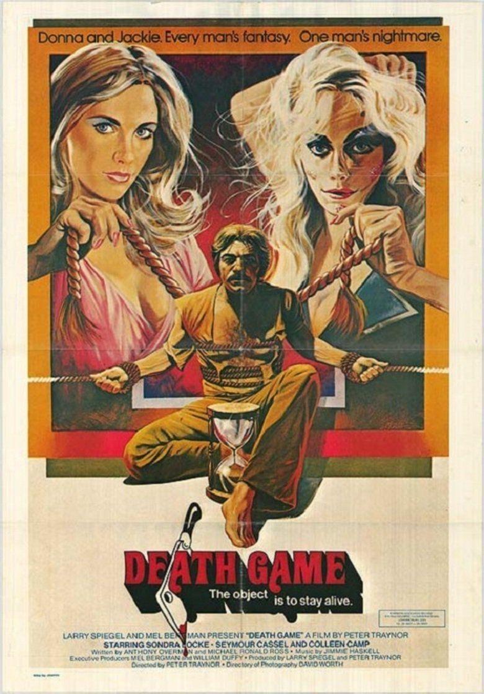 Death Game movie poster