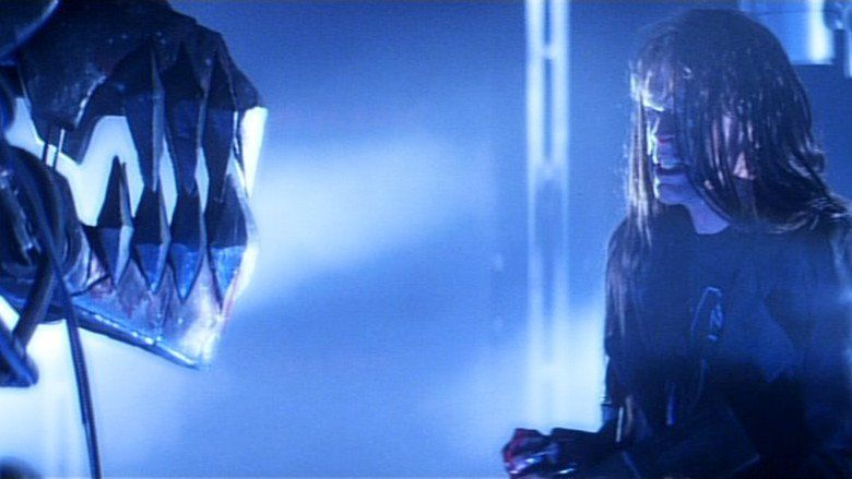 Death Machine movie scenes
