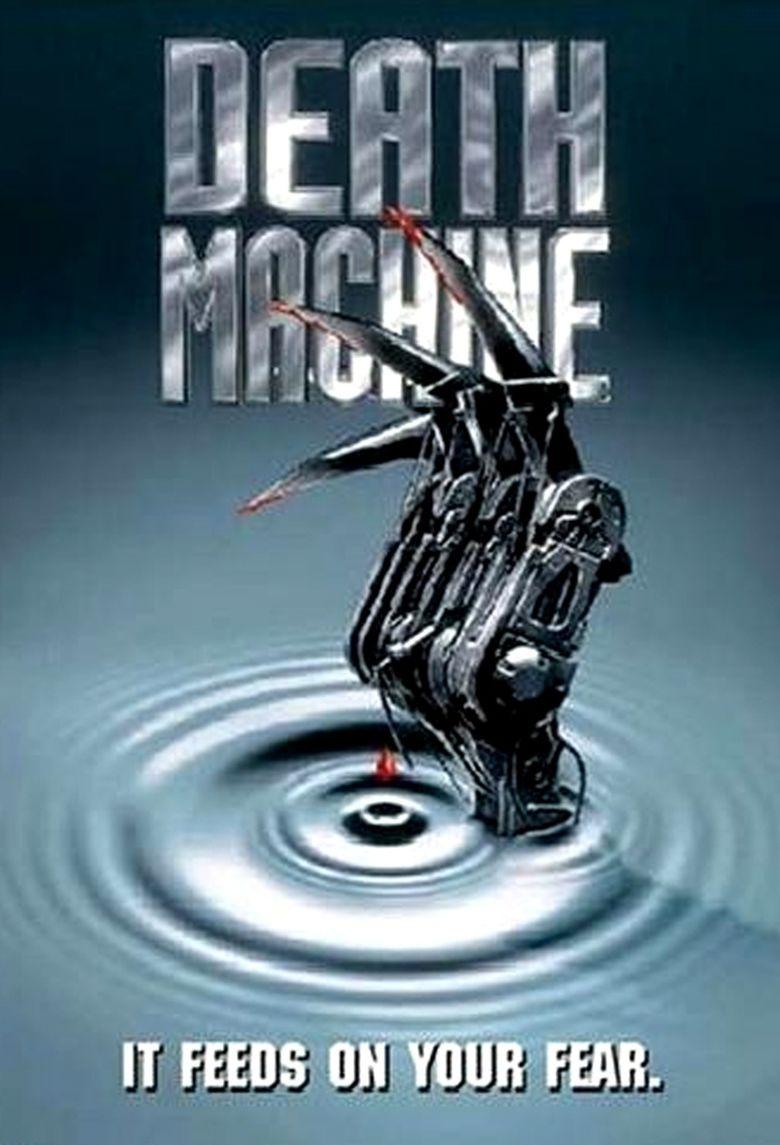 Death Machine movie poster