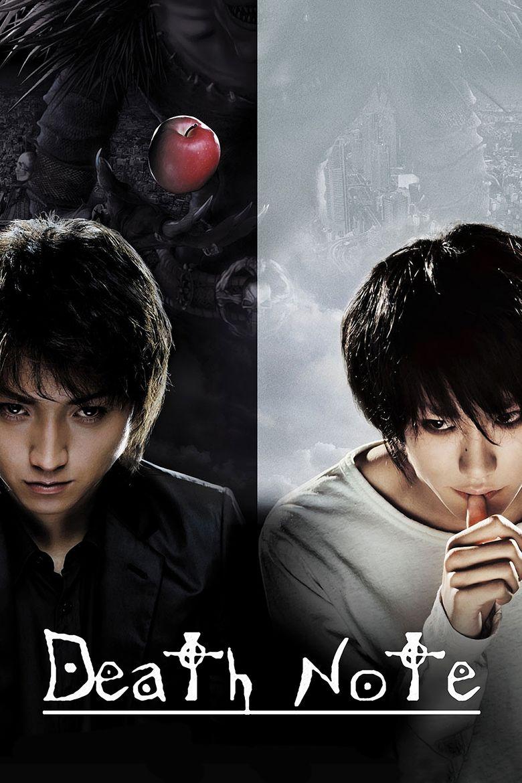 Death Note (film) movie poster